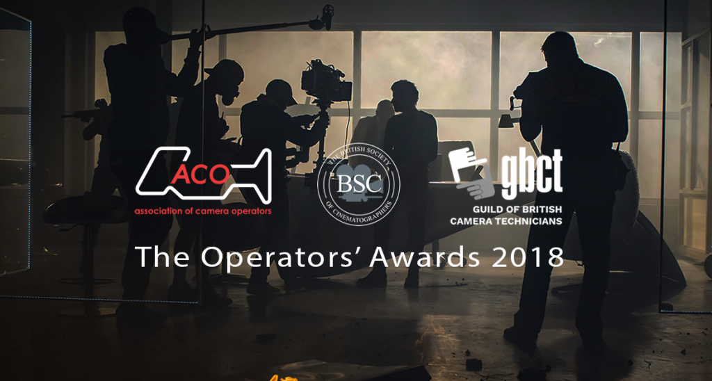 operators award graphic